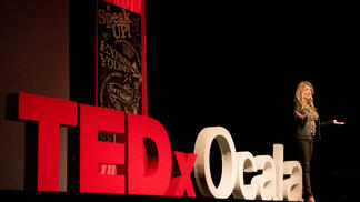 VOXOX EVP and renowned entrepreneur, Staci Wallace Concludes Keynote at TEDxOcala - Featured Image